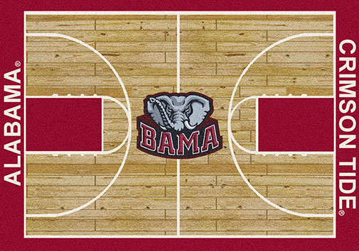 Alabama Winning Team Rugs Choose Your Team Rug In Various Sizes